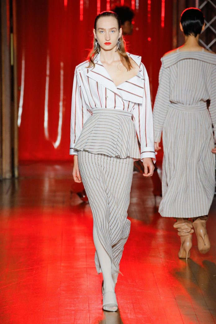 Palmer Harding Spring Summer 2019 Collection At The LFW 8