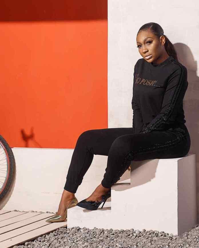 Boss Lady! Ebube Nwagbo Unveils Her New Clothing Line 2