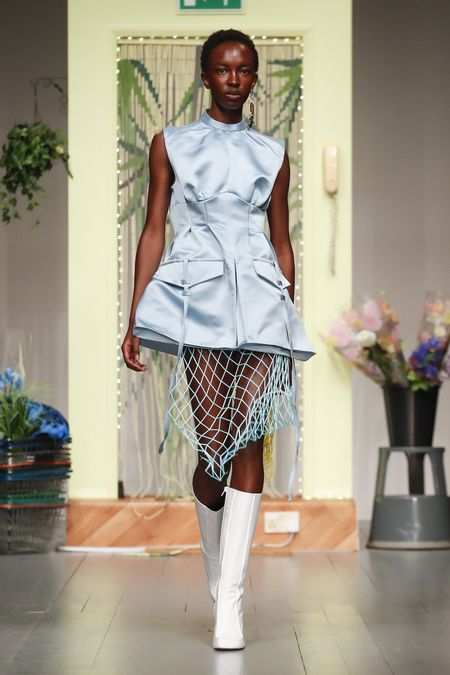 LFW: Richard Malone Spring Summer 2019 Collection 25