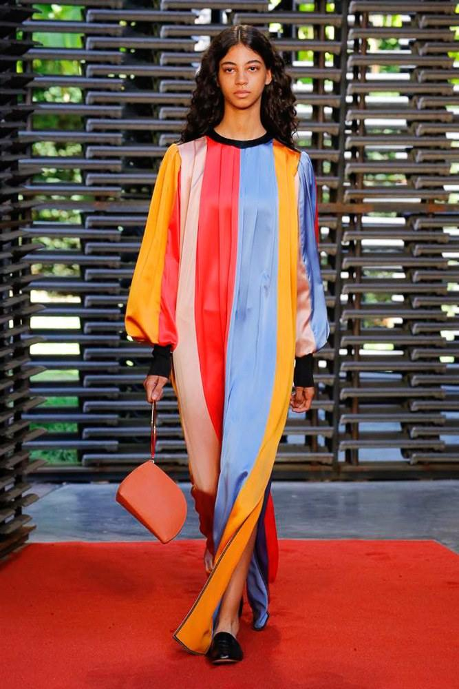 LFW: Sweet Colours At The Roksanda Spring 2019 Collection 15