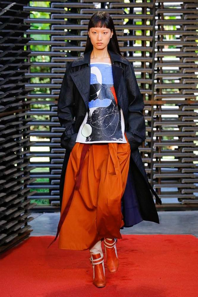LFW: Sweet Colours At The Roksanda Spring 2019 Collection 17