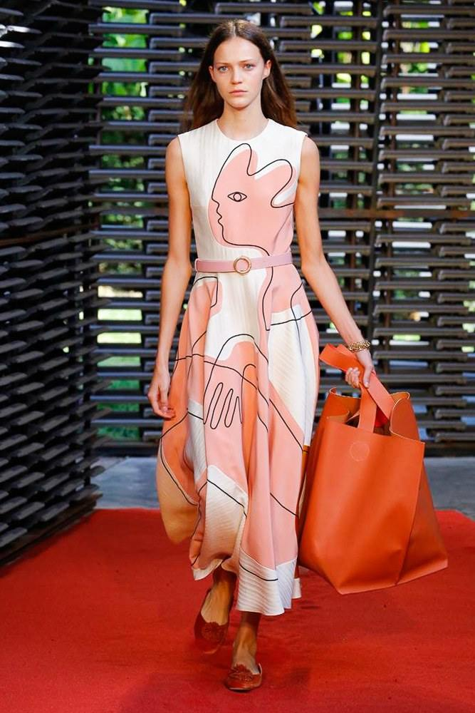 LFW: Sweet Colours At The Roksanda Spring 2019 Collection 23