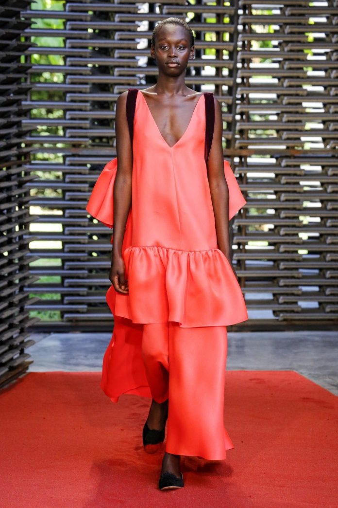 LFW: Sweet Colours At The Roksanda Spring 2019 Collection 30