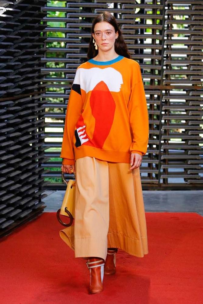 LFW: Sweet Colours At The Roksanda Spring 2019 Collection 6