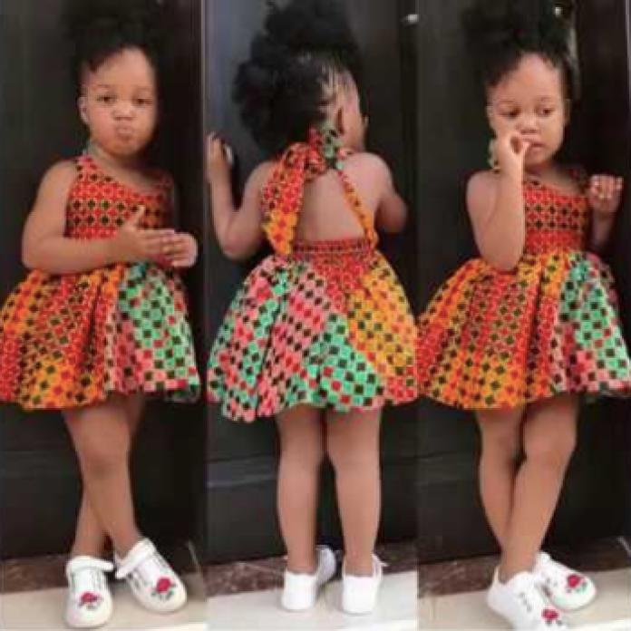 Ankara Styles: 7 Mind-Blowing Ankara Styles For Babies 2