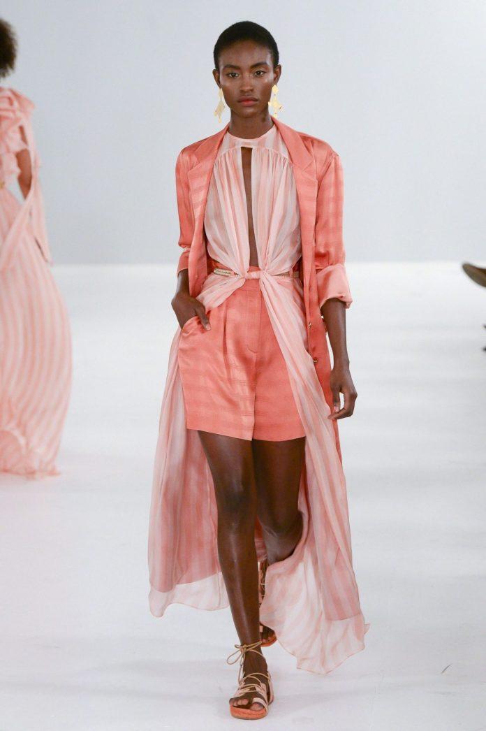 Bohemian! Temperley London Spring 2019 Collection At London Fashion Week 12