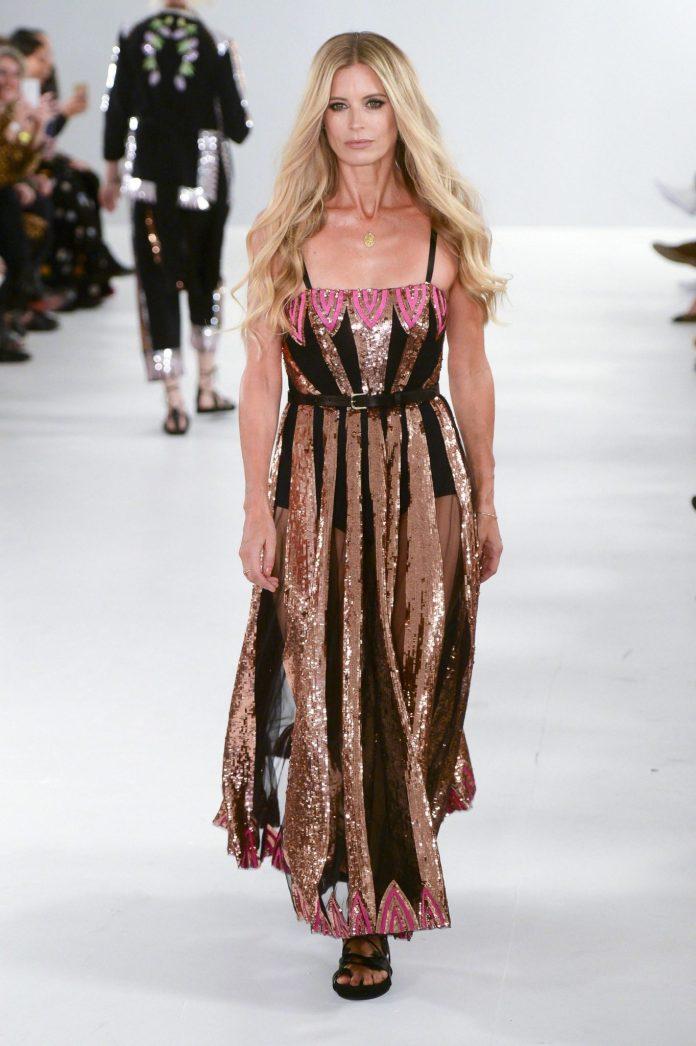 Bohemian! Temperley London Spring 2019 Collection At London Fashion Week 25