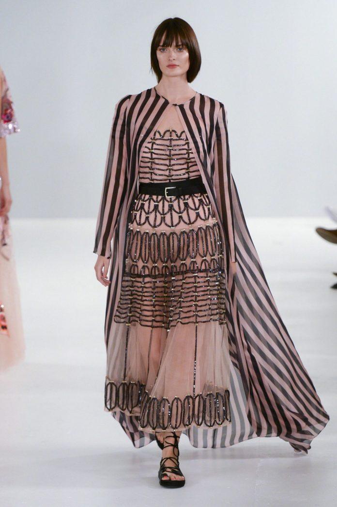 Bohemian! Temperley London Spring 2019 Collection At London Fashion Week 27