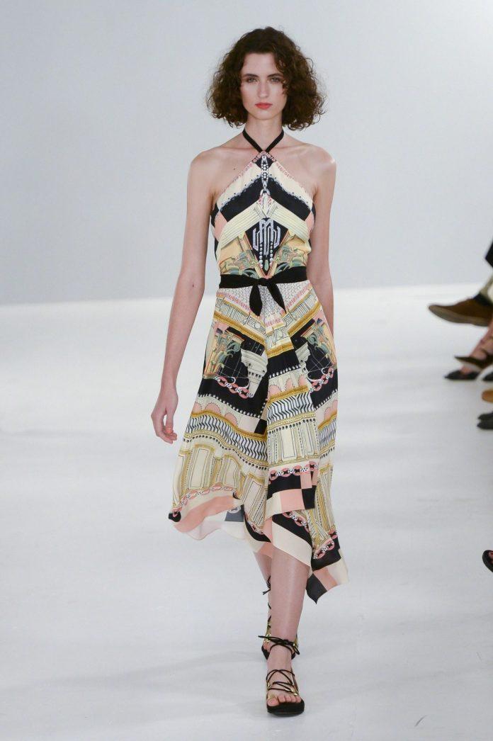 Bohemian! Temperley London Spring 2019 Collection At London Fashion Week 3