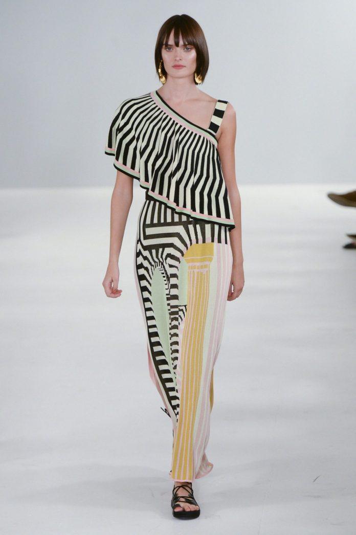 Bohemian! Temperley London Spring 2019 Collection At London Fashion Week 5