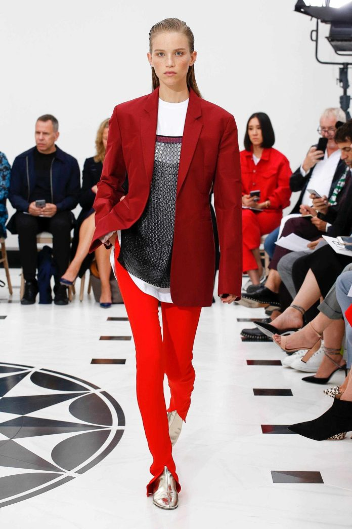 The 21st Century Woman! Victoria Beckham Spring 2019 Collection At London Fashion Week 12
