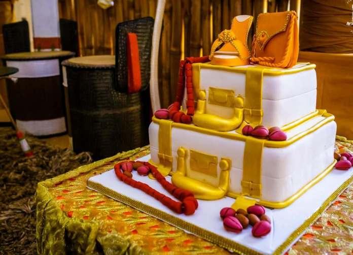 Weddings: 5 Mind Blowing Wedding Cake Inspirations 3