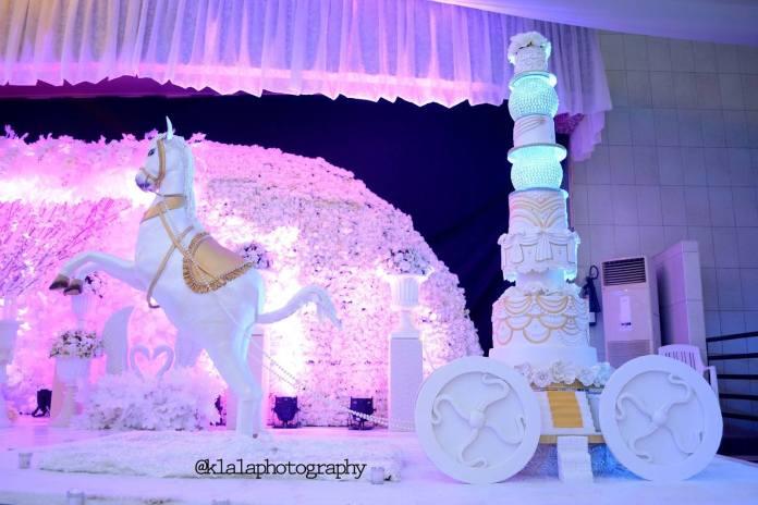 Weddings: 5 Mind Blowing Wedding Cake Inspirations 4