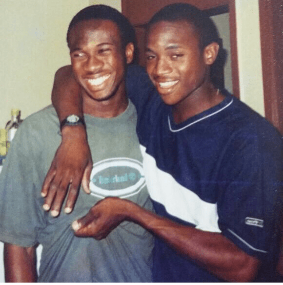 #TBT: 15 Epic Throwback Photos Of Our Favourite Nigerian Celebrities 5