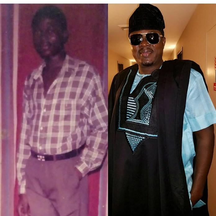 #TBT: 15 Epic Throwback Photos Of Our Favourite Nigerian Celebrities 11