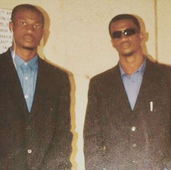 #TBT: 15 Epic Throwback Photos Of Our Favourite Nigerian Celebrities 13