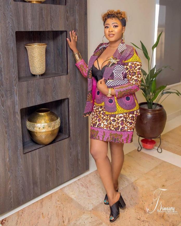Ankara Style: Spice Up Your Wardrobe With This Corporate Ankara Style 4