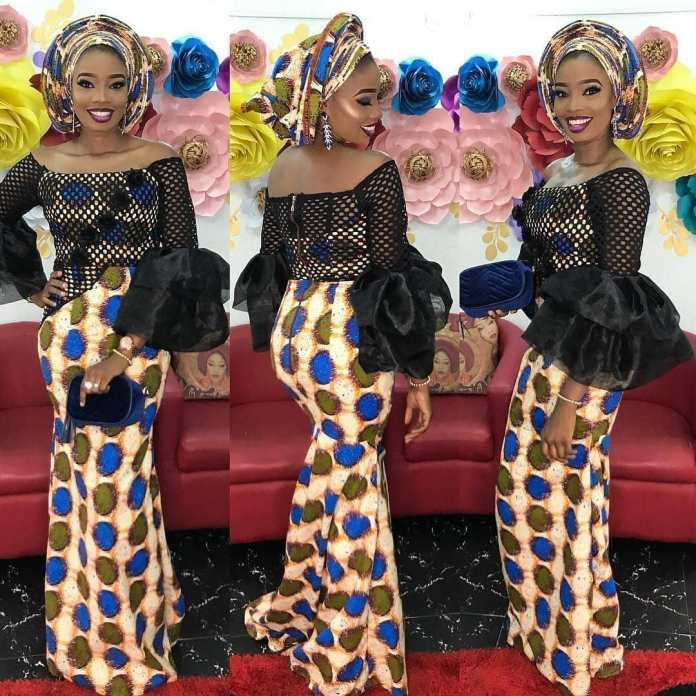 Ankara Style: Most Gorgeous Styles Right In Time For The Weekend 4