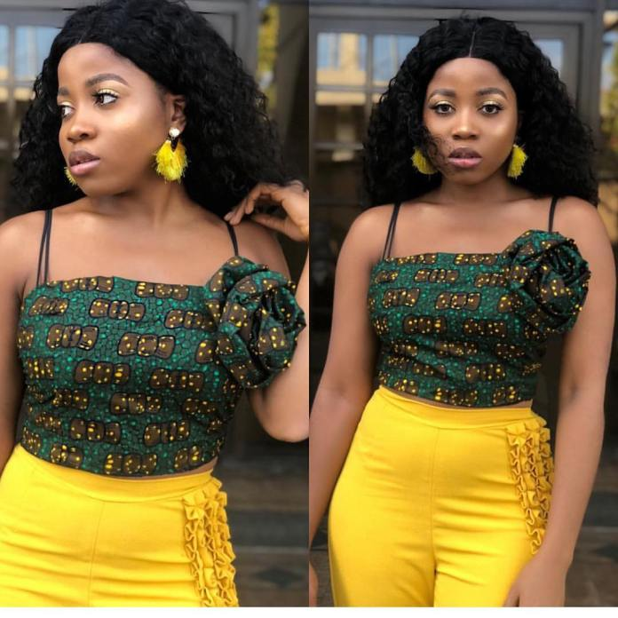 Ankara Styles: Fantastic Tops And Jackets To Achieve A Chic Look 3