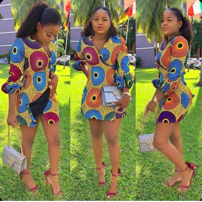 Ankara Style: Check Out These Casual Styles That Are Suitable For Any Event 5