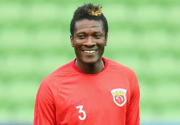 Captain Of The Ghanaian National Team Asamoah Gyan Files For Divorce 1