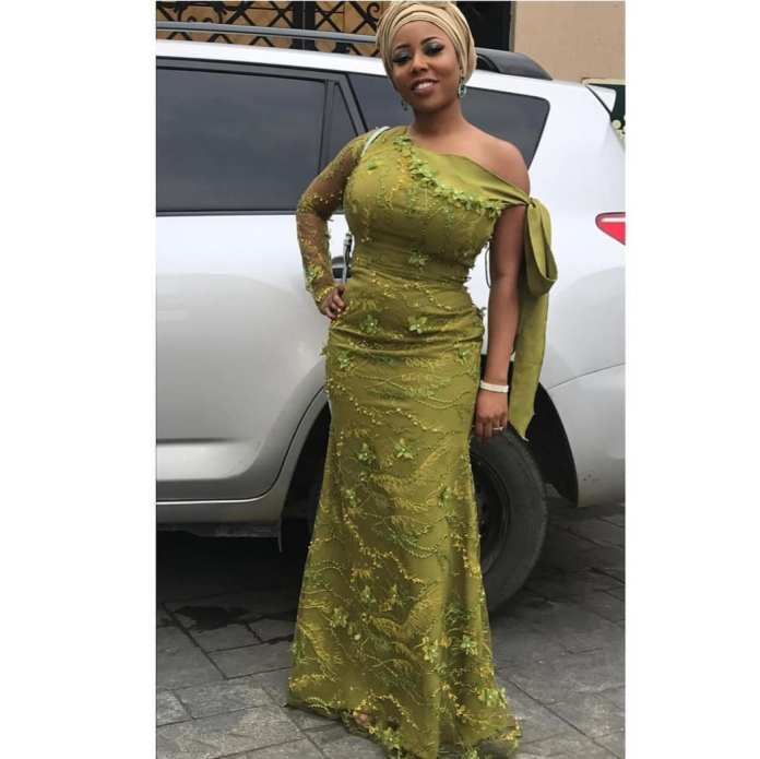 Aso Ebi Style: Owambe Ready Styles For The Weekend 5