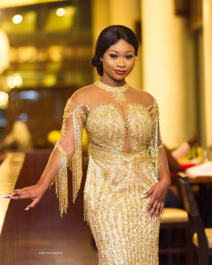 Aso Ebi Style: 7 Bubbly Styles You Would Love To Try Out 6