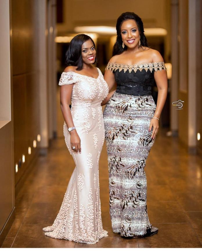 Aso Ebi Style: Channel Your Inner Goddess In These Fanciful Styles 5