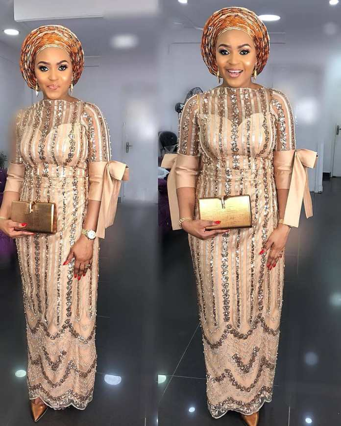 Aso Ebi Style: Check Out The Trending Aso Ebi Styles 2