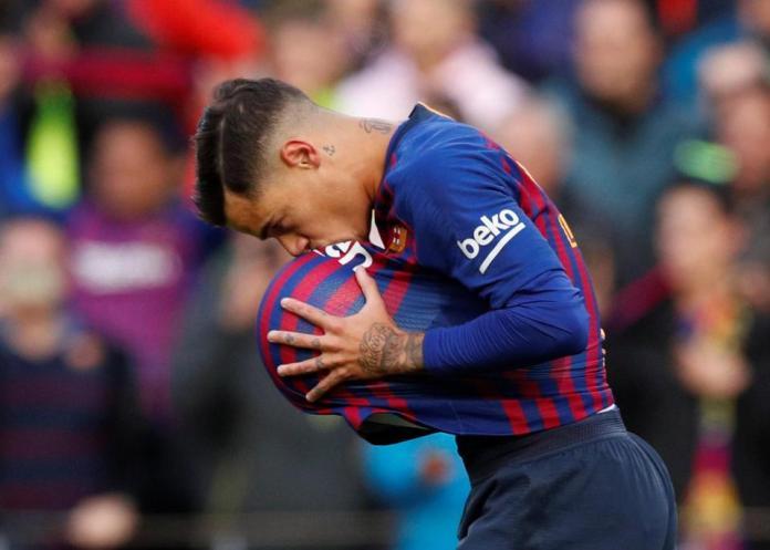 Barcelona 5 Real Madrid 1: Luis Suarez Scores Hat-trick In El Clasico 3