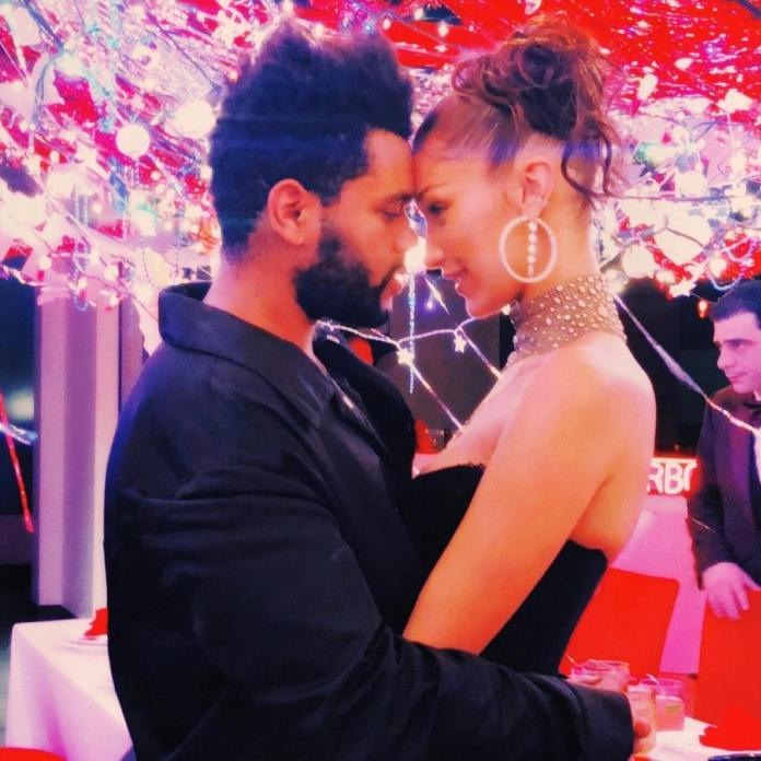 Bella Hadid Shares More Photos From Her Surprise Birthday Party As She Thanks The Weeknd 4