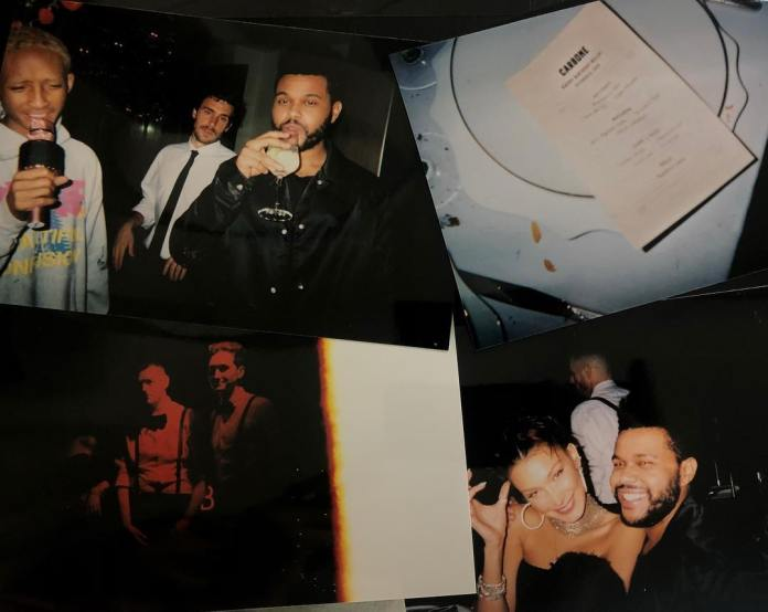 Bella Hadid Shares More Photos From Her Surprise Birthday Party As She Thanks The Weeknd 2
