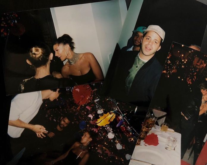 Bella Hadid Shares More Photos From Her Surprise Birthday Party As She Thanks The Weeknd 6