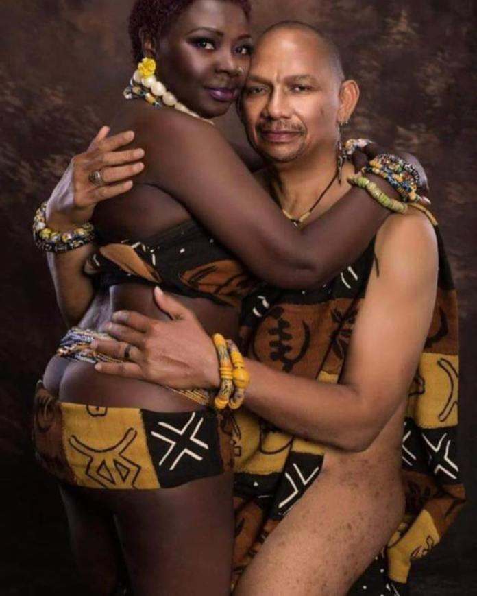 Singer Ben Brako Reveals Why He Posed Nude With His Wife 1