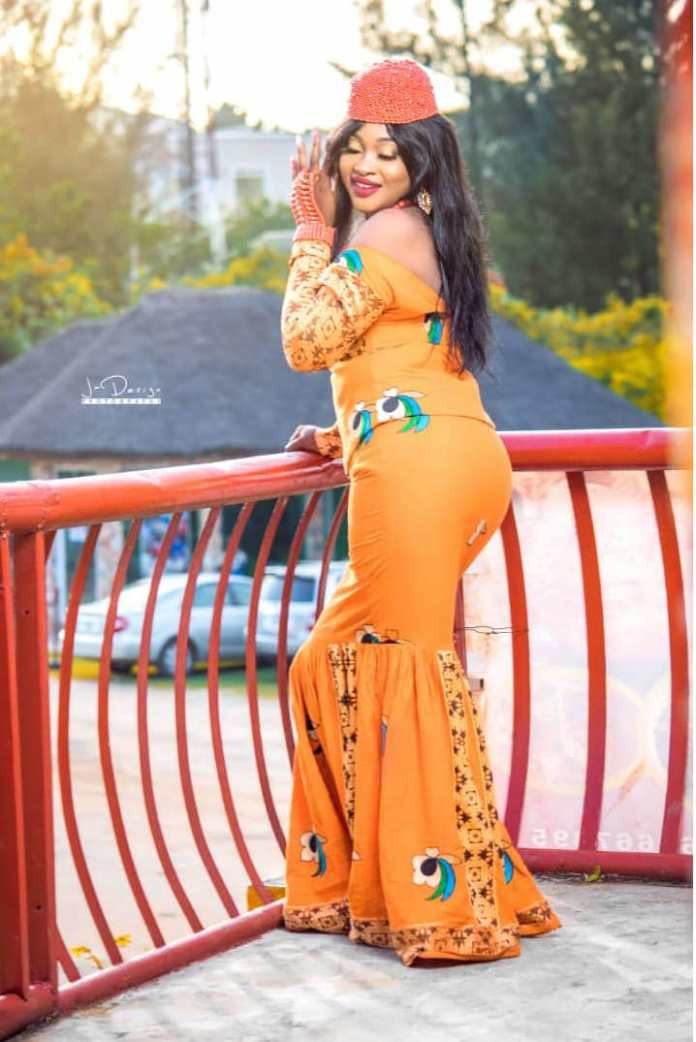 Ex Beauty Queen, Blessing Oche Celebrates Birthday With New Beautiful Photos 4