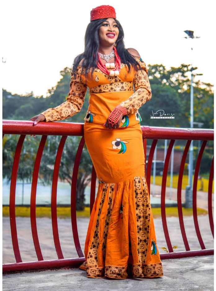 Ex Beauty Queen, Blessing Oche Celebrates Birthday With New Beautiful Photos 3