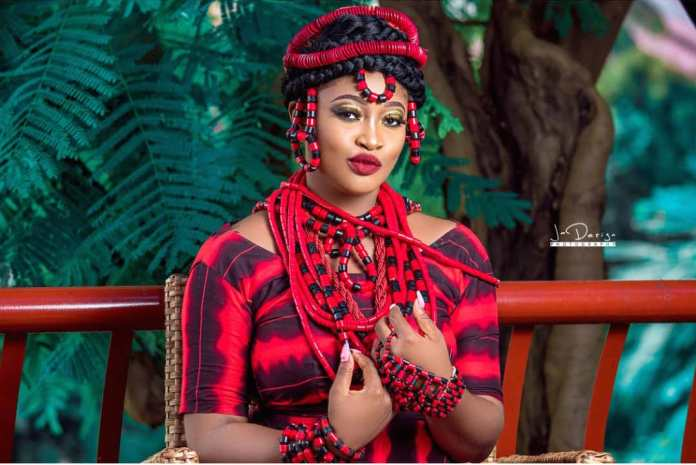 Ex Beauty Queen, Blessing Oche Celebrates Birthday With New Beautiful Photos 2