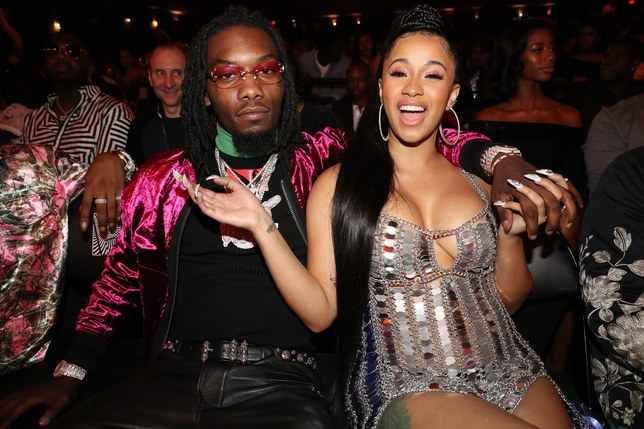 Breathtaking! Offset Shares First Ever Video Of Cardi B Giving Birth 1