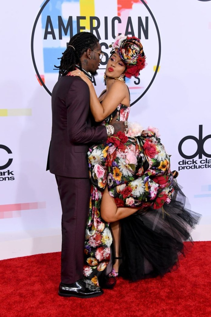 Cardi B Reacts To News Of Her Reuniting With Estranged Husband Offset 1