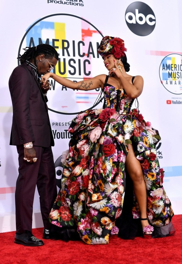 Cardi B Reacts To News Of Her Reuniting With Estranged Husband Offset 2