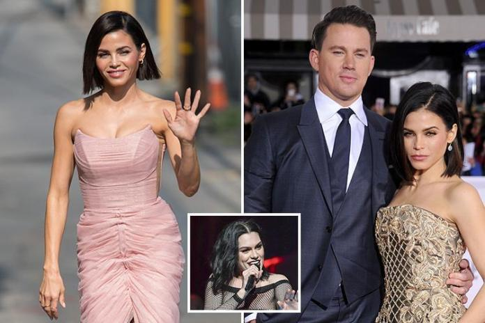 It's Official! Jenna Dewan Files For Divorce From Channing Tatum...After He's Linked With Jessie J 3