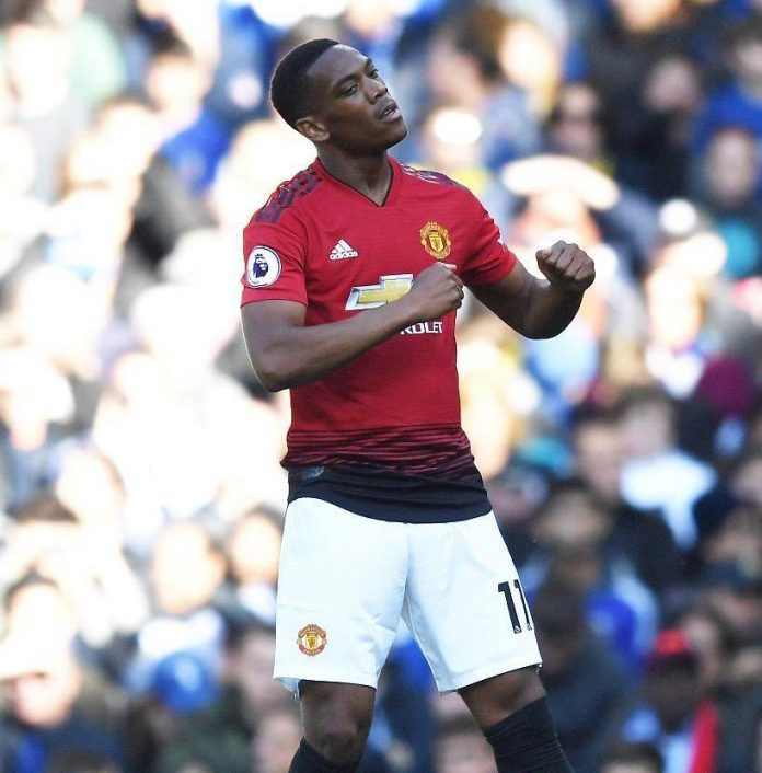 Chelsea 2 Manchester United 2: Ross Barkley Scores 96th Minute Equaliser To Cancel Out Anthony Martial's Double 7