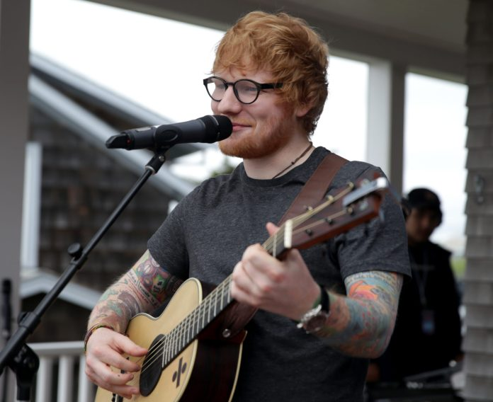 Ed Sheeran Overtakes Adele On The Rich Musician List 1