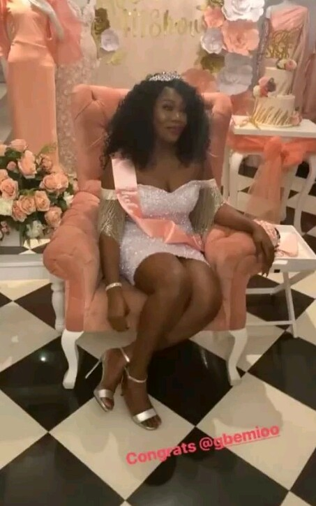 The Insider: Beautiful Photos From Gbemi Olateru's Bridal Shower 1