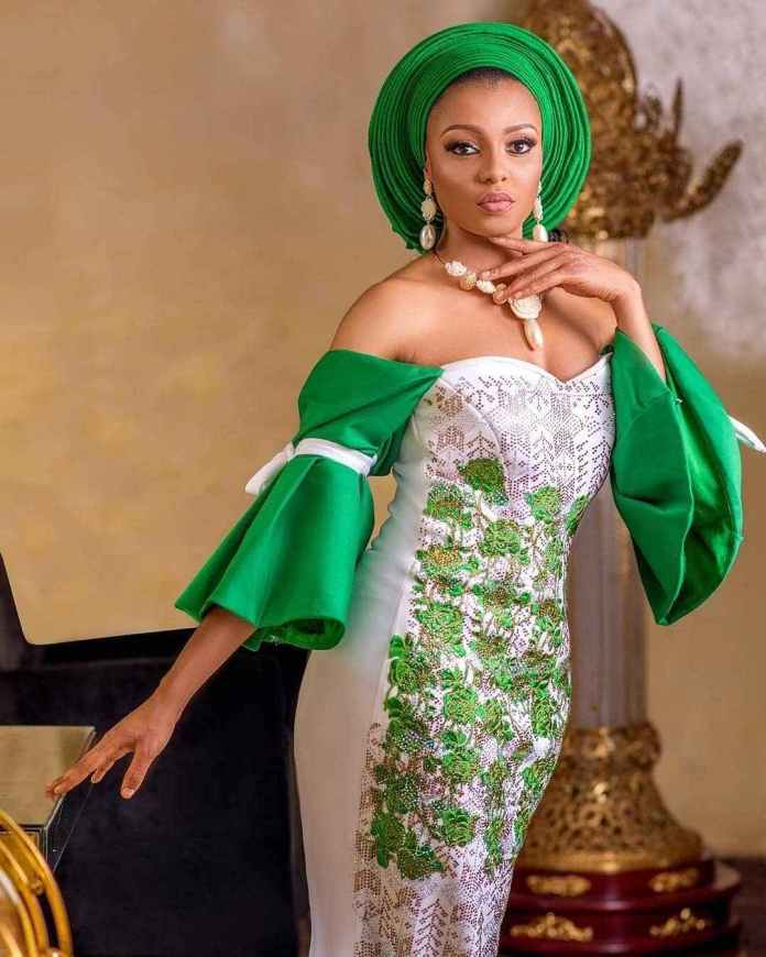 Aso Ebi Style: How To Rock Your Green Asoebi Styles With Utmost Envy 1