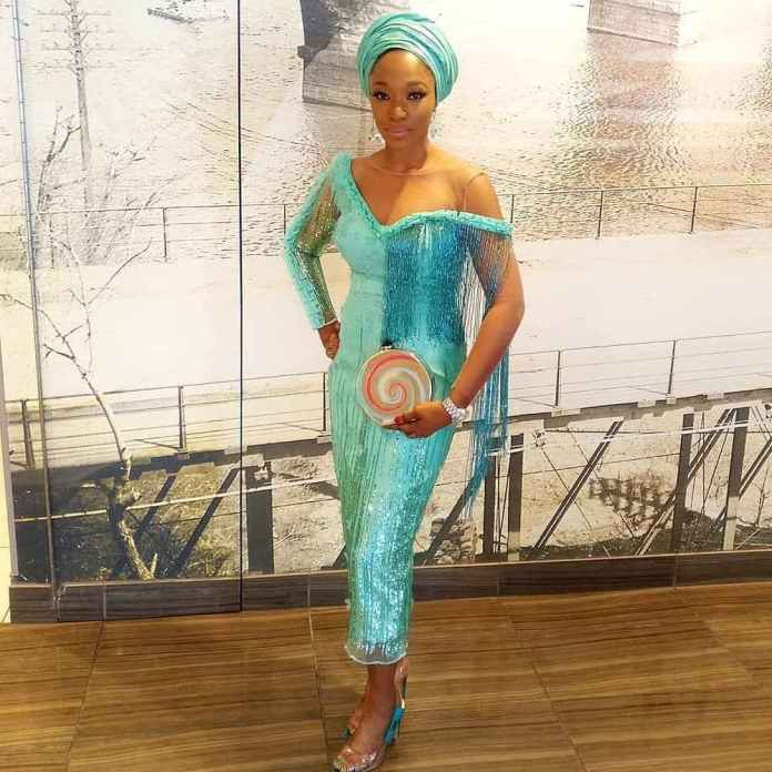 Aso Ebi Style: How To Rock Your Green Asoebi Styles With Utmost Envy 3