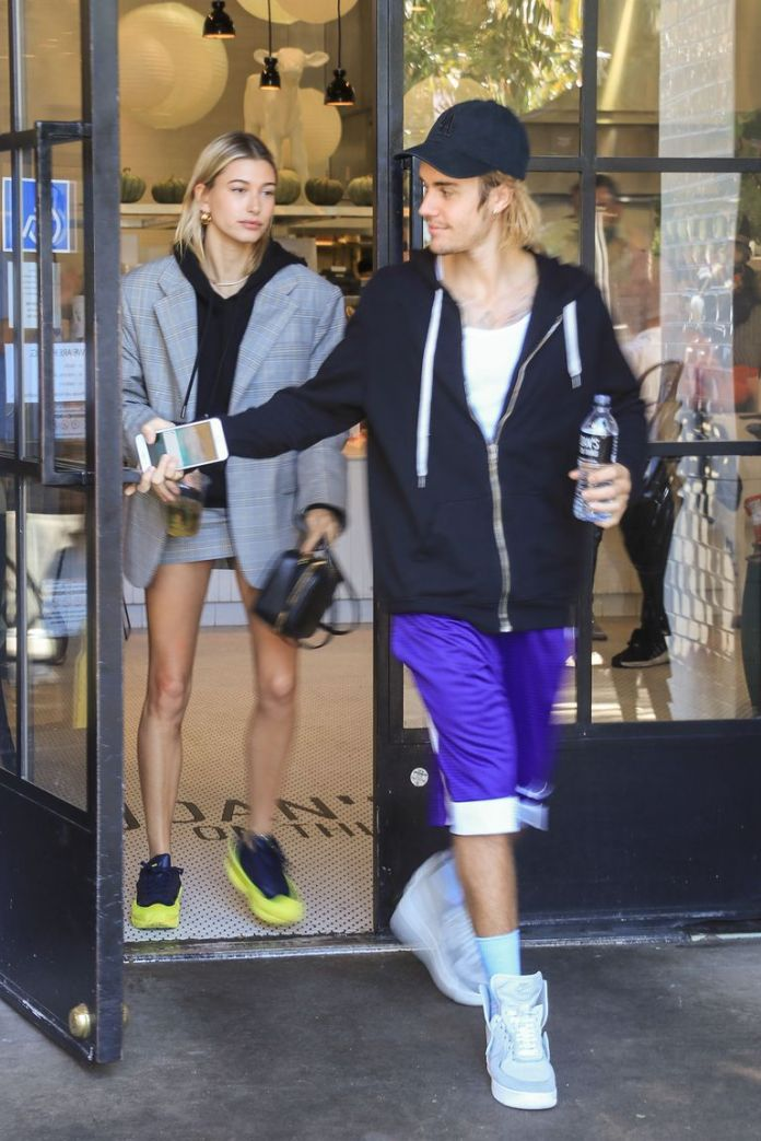 Justin Bieber And Hailey Baldwin  Confirms Marriage Rumours 1