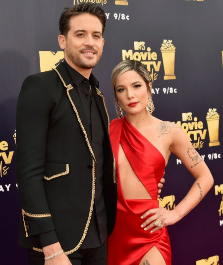 Halsey And G-Eazy 'Break Up Again'...Two Months After Reconciling 3