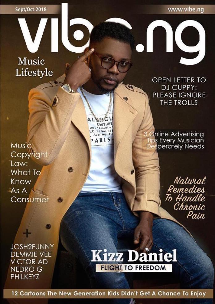 Kizz Daniel KOKO TV NG