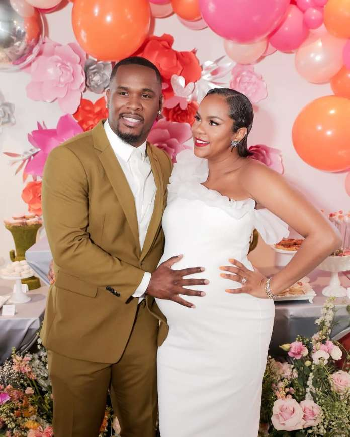 The Insider: Adorable Photos From LeToya Luckett-Walker's Butterfly Themed Baby Shower 1